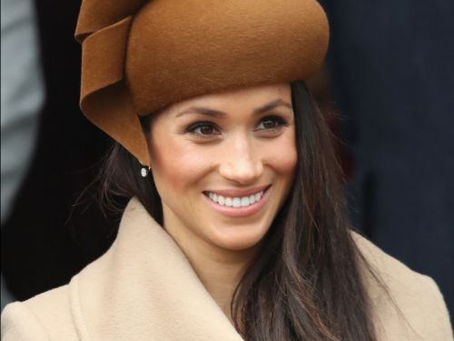 Meghan Markle performed 'Santa Baby' in a high school Christmas show, and the vintage video is a must-see