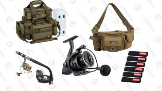 Reel in Big Discounts on Fishing Gear with This Amazon Sale