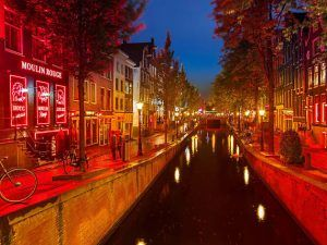Red light district 'Human Window Displays' in Amsterdam to end soon