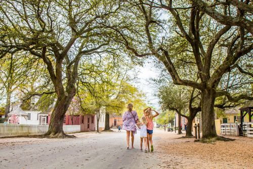 10 Fun Things to do in Greater Williamsburg VA with Kids