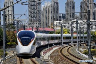 150 million railway trips expected in China during May Day holiday