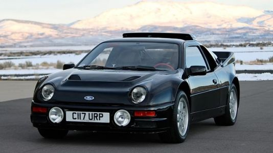 Become An '80s Homologation Hero With This Ford RS200