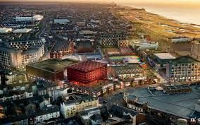 Blackpool unveiled plans of a £300 million investment