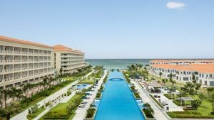Danang Sheraton Grand Danang Resort attracting more MICE tourists