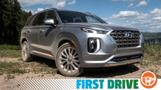 The 2020 Hyundai Palisade Is Kind of Astoundingly Luxurious