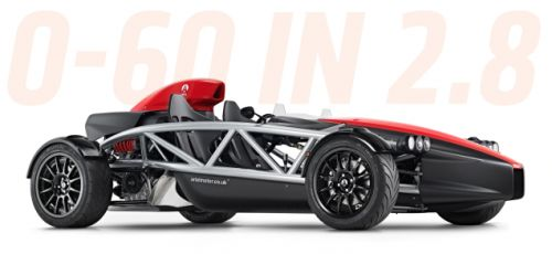 There's An All New Ariel Atom With The 320 HP Honda Civic Type R Engine
