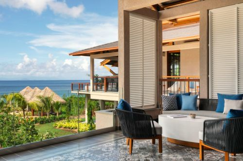 Inside the New Cabrits Resort & Spa Kempinski Dominica