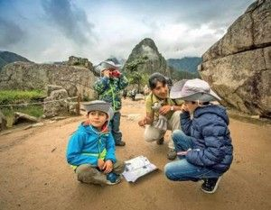Sumaq Hotel Introduces New Family Tour of Machu Picchu With Allco the Inca Puppy