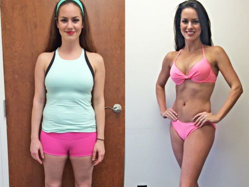 Here's the diet and workout plan that helped a Miss America contestant lose 18 pounds for the competition