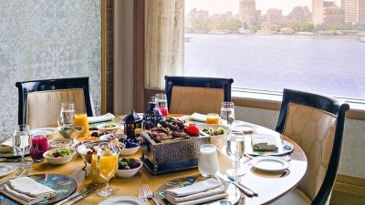 Inspirational Ramadan Experience in the Heart of the City at Four Seasons Hotel Cairo at Nile Plaza