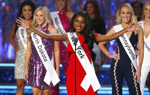 The new Miss America is glad she didn't need to wear a swimsuit to win the competition: 'I'm more than that'
