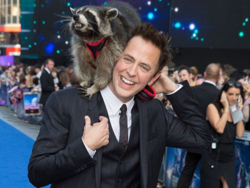 Marvel and Disney are reportedly having secret talks about bringing fired director James Gunn back for 'Guardians of the Galaxy 3'