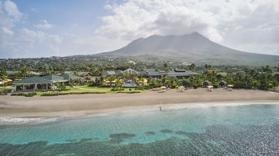 Four Seasons Resort Nevis Welcomes Guests to Experience a Wonderland of Holiday Magic