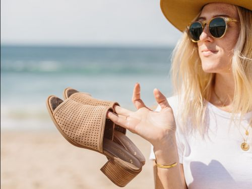 UGG has a sister company called Koolaburra that designs cute sandals and casual sneakers under $100 - here's how they stack up