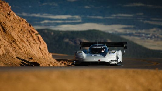 Hell Yeah Volkswagen is Taking Their Electric I.D. R to Break Records at the Nurburgring