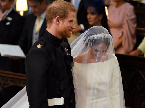 Meghan Markle made a change to her vows - and it sends a message about the tone of her marriage to Prince Harry