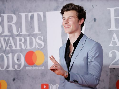 Shawn Mendes thanked the UK because he was old enough to drink at the 2019 BRIT Awards
