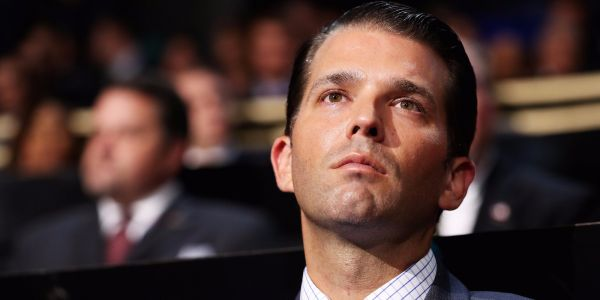 The Senate just released roughly 1,800 of pages of interviews about Donald Trump Jr.'s 2016 Trump Tower meeting with a Russian lawyer - here are the highlights