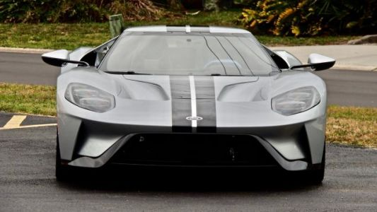 Ford and Mecum Auctions Settle Lawsuit Over $1.7 Million Resale of Ford GT