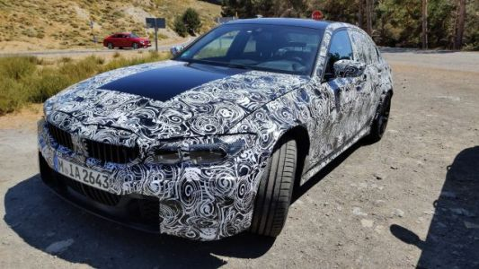 These Mules Could Be The Upcoming BMW M3 And M5