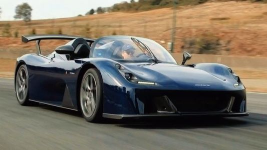 The Dallara Stradale Is What a Racing Shop Does With a Ford Focus RS Engine