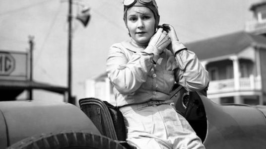 Brooklands' Sweetheart Was The First Female Works Driver Who Almost Nailed A Grand Prix Season