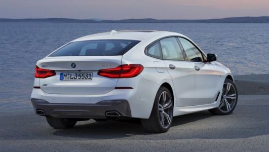A Note to Our Readers: We Completely Forgot The BMW 6 Series Gran Turismo Even Existed