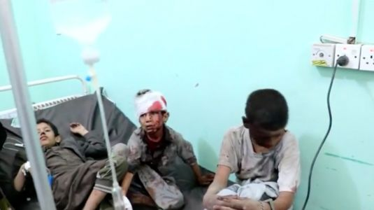Saudi Arabia's human rights nightmare continues with bombing of school bus in Yemen
