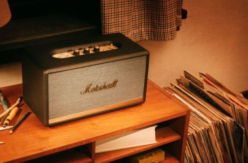 Turn up Your Jam Sessions With $100 off Marshall's Stanmore II Bluetooth Speaker