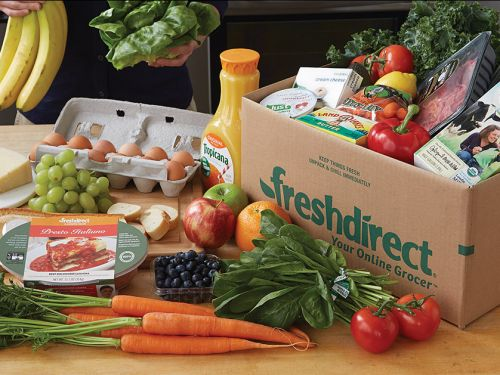 I order my groceries from FreshDirect, the online grocery store that makes food shopping incredibly easy - here's what it's like