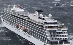 Norwegian cruise ship Viking Sky rescued from disaster, no casualty