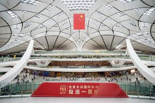 Airport development drives China's growing civil aviation sector