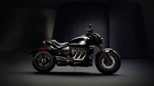 Triumph Proves That Bigger Is Better With Limited Production 2.5-liter Rocket 3 TFC