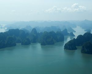 THE CURIOUS SCIENCE OF HA LONG BAY, RAJA AMPAT, AND THE ROCK ISLANDS
