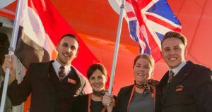 EasyJet Launches First Flight From Bristol to Hurghada