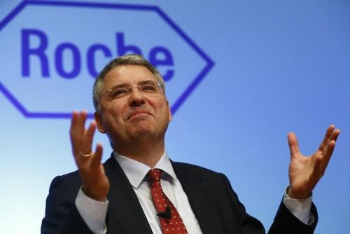 Pharma giant Roche just made a $2.4 billion bet on cancer data