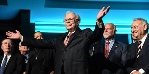 Here are Warren Buffett's top 15 favorite stocks