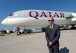 Qatar Airways acquires 5 percent of China Southern Airlines
