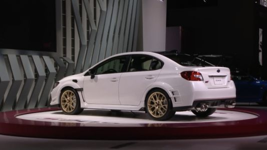 Subaru WRX STI S209 Gets 341 HP:Cower Before Your New AWD Master
