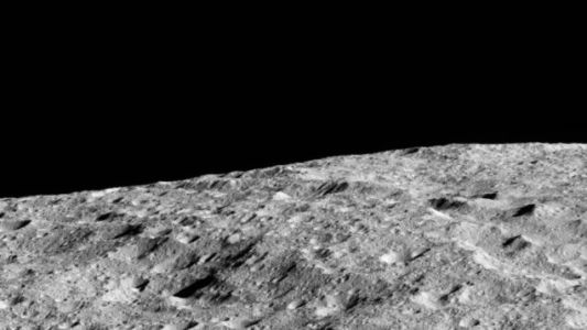 Our Solar System's Largest Asteroid Is Covered in Ice Volcanoes