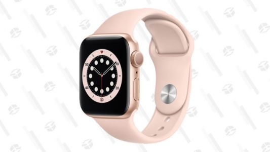 Save $20 on the Apple Watch SE Today on Amazon