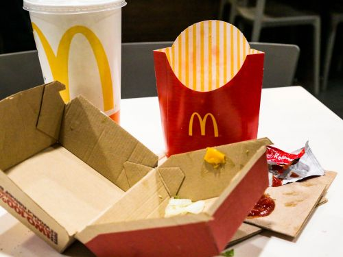 McDonald's, Burger King, and other fast-food packaging contains toxic 'forever chemicals,' according to a new report