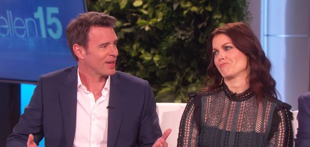 Scott Foley kept it real and said he plans to ghost the 'Scandal' cast after the show ends - and his co-stars didn't like hearing that