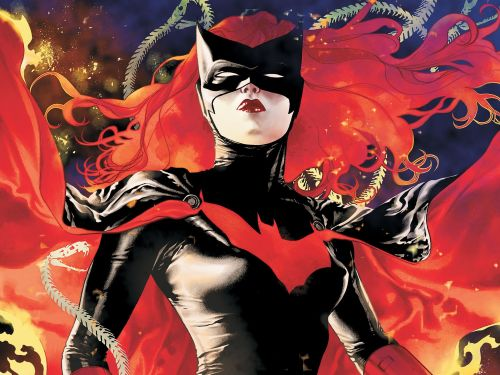 A Batwoman TV show featuring DC's openly lesbian superhero is in the works