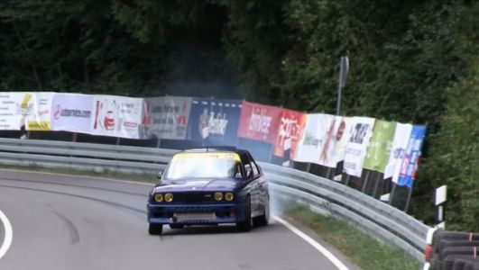 A 2JZ-Swapped BMW E30 M3 Is The Car You Need When You Really Need To Show Your Tires Who's Boss