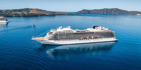 Viking Cruises suspended operations worldwide due to the coronavirus, as infections ravage the cruise industry