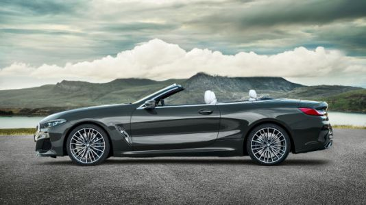 The 2019 BMW 8 Series Convertible Will Keep Your Neck Extremely Warm at 155 MPH