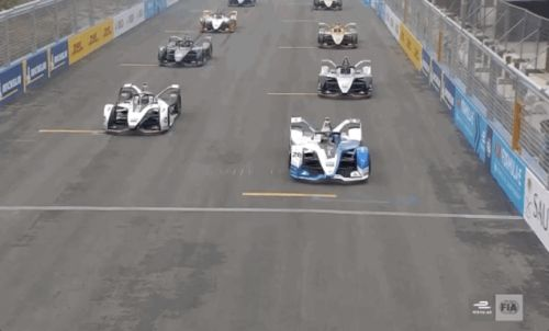 BMW Driver Redeemed Himself After This Embarrassing Formula E Start