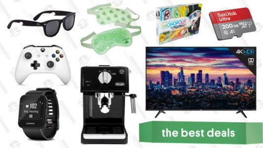 Thursday's Best Deals: TCL 6 Series TVs, Express, GPS Running Watch, and More