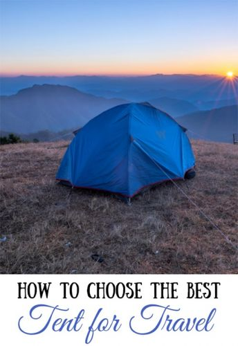 Best Camping & Backpacking Tents in 2019